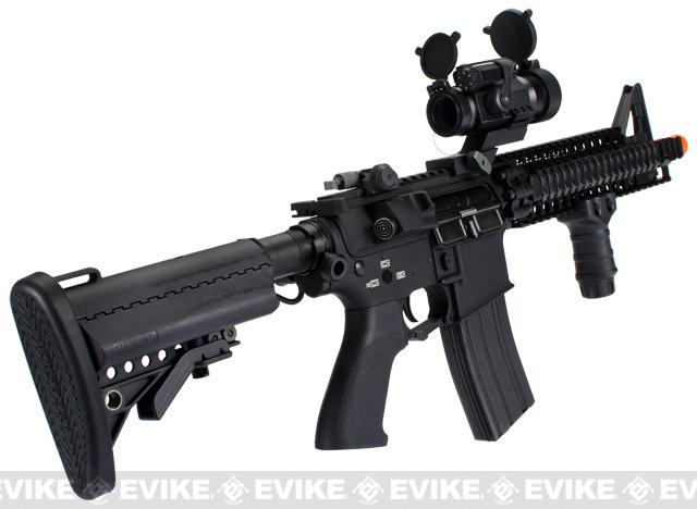 G&P M4 Viper Custom Airsoft AEG Rifle (Package: Add Battery + Charger)