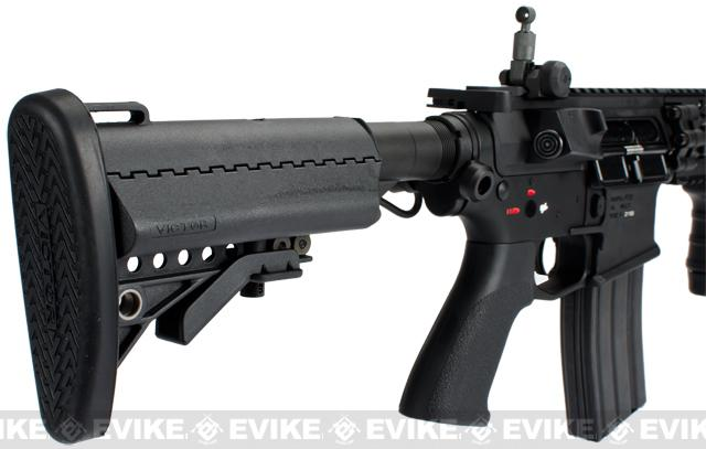 z G&P Limited Edition Sentry 10.5 Shorty M4 Airsoft AEG (Magpul/Black)
