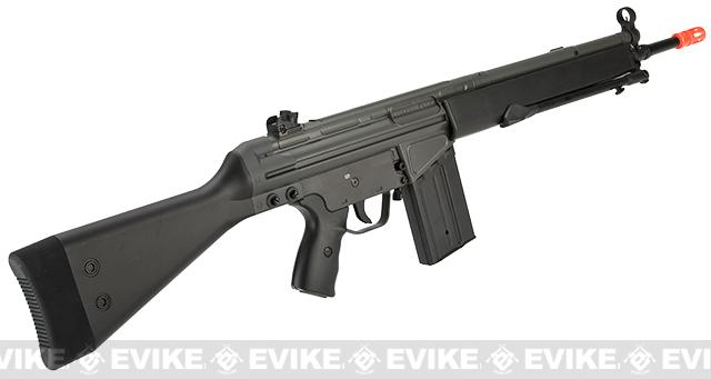 JG T3-K1 Full Size Lipo Ready Airsoft AEG Rifle w/ 400 FPS Metal Gearbox - (Package: Rifle)