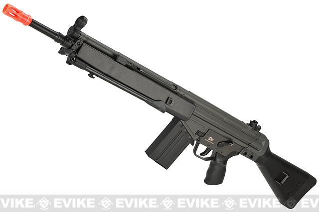 Pre-Order ETA August 2015 JG T3-K1 Airsoft AEG Rifle - Black