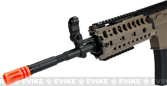 z JG M4 Tactical-System Enhanced Lipo Ready Airsoft AEG Rifle (Desert Tan Special Edition)