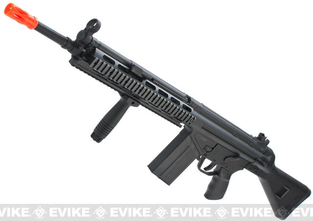 New Version Matrix JG T3 RAS Marui Clone Airsoft AEG Rifle (Black)
