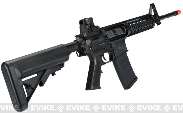 KWA Full Metal KM4 RIS Airsoft AEG (Newest 2GX 9mm Version)