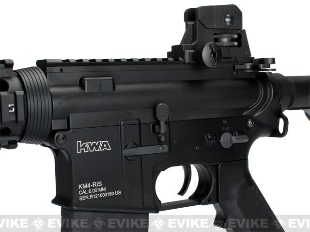 KWA Full Metal KM4 RIS Airsoft AEG (2GX 9mm Version)