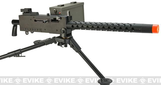 EMG M1919 WWII American Automatic Squad Support Weapon Airsoft AEG (Package: Gun and Pintle)
