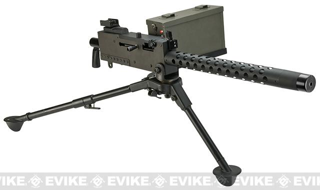 Pre-Order ETA June 2016 6mmProShop M1919 WWII American Automatic Squad Support Weapon Airsoft AEG (Package: Gun Only)