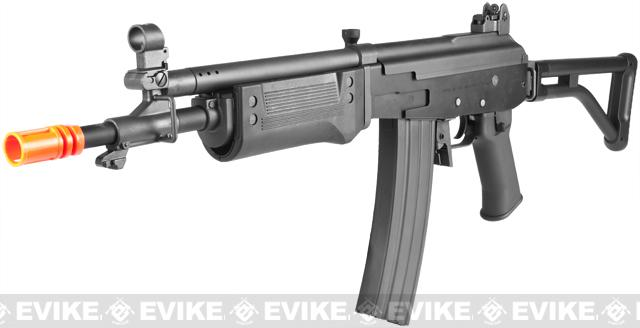 z King Arms Full Metal Galil SAR Licensed Airsoft AEG Rifle