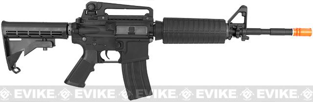 King Arms Full Metal Colt Licensed Advanced M4A1 Carbine Airsoft AEG Rifle