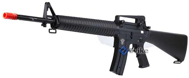 Bone Yard - AGM Full Metal M16 Airsoft AEG Rifle (Store Display, Non-Working Or Refurbished Models)