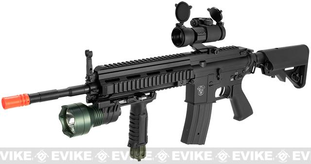 Bone Yard - AGM 614 Full Metal Airsoft AEG w/ Metal Gearbox (Store Display, Non-Working Or Refurbished Models)