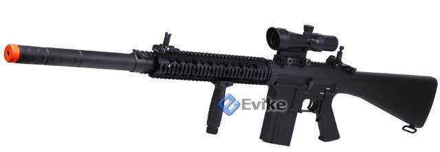 Bone Yard - A&K / JG SR25 / SR25K Full Size Airsoft AEG w. Metal Gearbox (Store Display, Non-Working Or Refurbished Models)