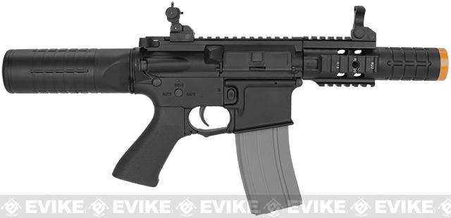 APS (New Generation) Full Metal Mini Patriot M4 Electric Blowback Airsoft AEG Rifle