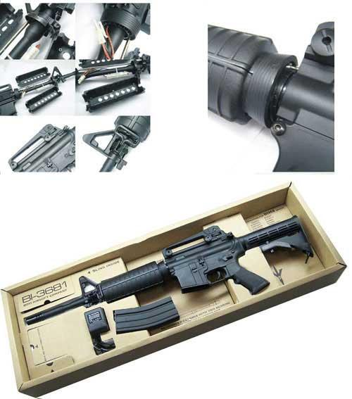 Dboy / BoyI Full Metal M4 Carbine Airsoft AEG