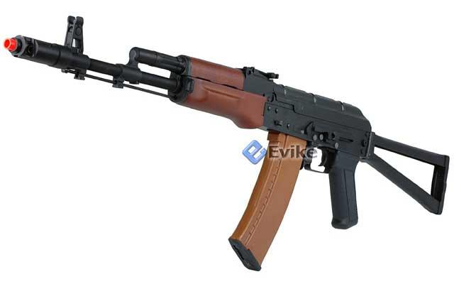z Bone Yard - Dboy / CYMA AK-74 Full Metal Airsoft AEG w/ Side Folding Stock  (Store Display, Non-Working Or Refurbished Models)