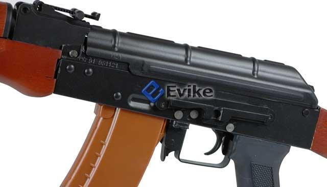 z New Version Dboy RK-06 AK-74 Full Metal Real Wood Furniture Airsoft AEG with Full Stock