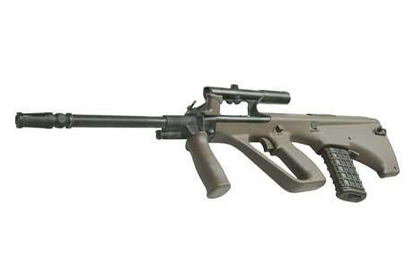 Bone Yard - Classic Army AUG Electric Rifle (Store Display, Non-Working Or Refurbished Models)