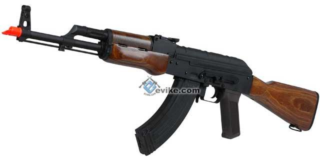 Bone Yard - CYMA Javelin APS Full Metal / Wood Full Size AK47 Airsoft AEG (Store Display, Non-Working Or Refurbished Models)
