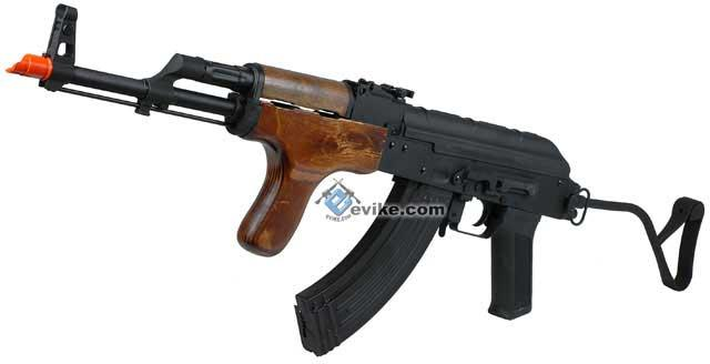 Bone Yard - SoftAir / CYMA Full Metal Romania AK47 AIMS Full Size Airsoft AEG (Store Display, Non-Working Or Refurbished Models)