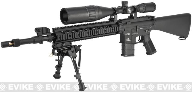 Evike Custom Class I KWA M16 SPR Full Metal Li-Poly Ready Airsoft AEG Rifle