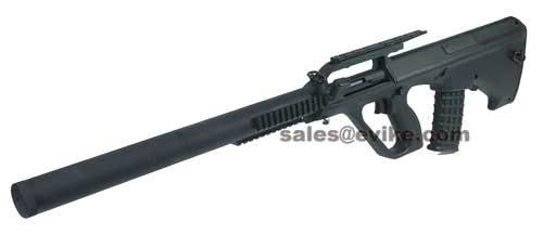 Matrix Custom AUG Phantom Sniper Rifle Airsoft AEG Package - Civilian Carrying Handle