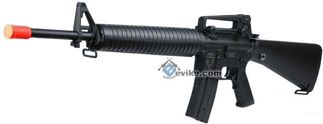 Echo1 M16A3 Airsoft AEG Rifle with Stag Arms Licensed Trademarks