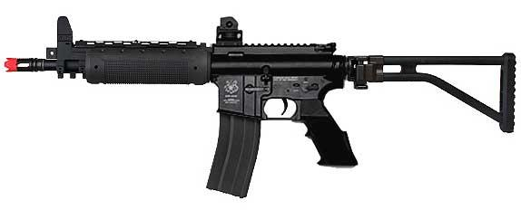 z G&G Limited Edition GR300 Full Metal Airsoft AEG Rifle (CQB Barrel)