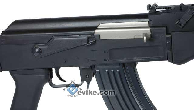 G&G Combat Machine Full Size AK47 RK47 Airsoft AEG Rifle - (Package: Gun Only)
