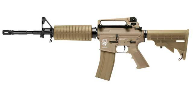 z Bone Yard - G&G Blowback GR16 Combat Machine Airsoft AEG Rifle (Store Display, Non-Working Or Refurbished Models)