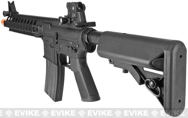 ASG LMT Licensed MRP M4 Airsoft AEG Rifle by G&P - Black (Package: Gun Only)