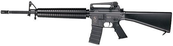 ICS Sportsline M16A3 Full Size Airsoft AEG Rifle
