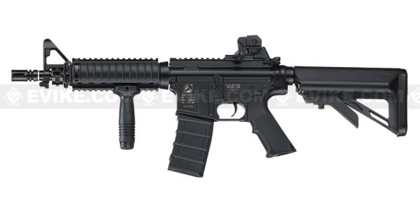 Bone Yard - ICS Sportsline M4 Commando CQB RIS Full Size Airsoft AEG (Store Display, Non-Working Or Refurbished Models)