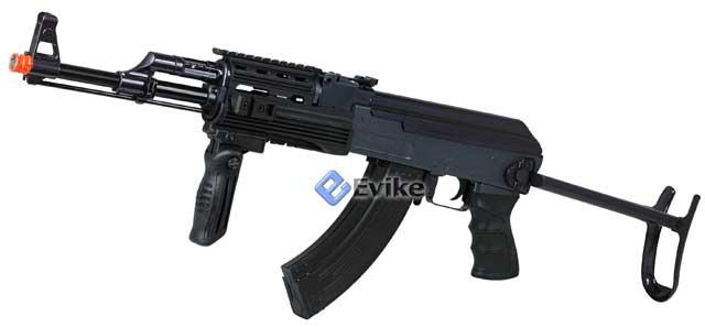 Bone Yard - JG / CYMA / Echo1 AK RIS Full Size Airsoft AEG w/ Metal Gearbox (Store Display, Non-Working Or Refurbished Models)