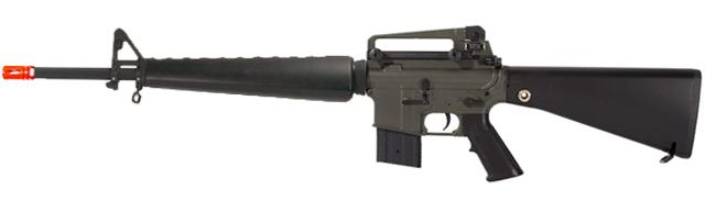 Bone Yard - JG / Echo1 M16 VN Full Size Airsoft AEG W/ Metal Gearbox (Store Display, Non-Working Or Refurbished Models)