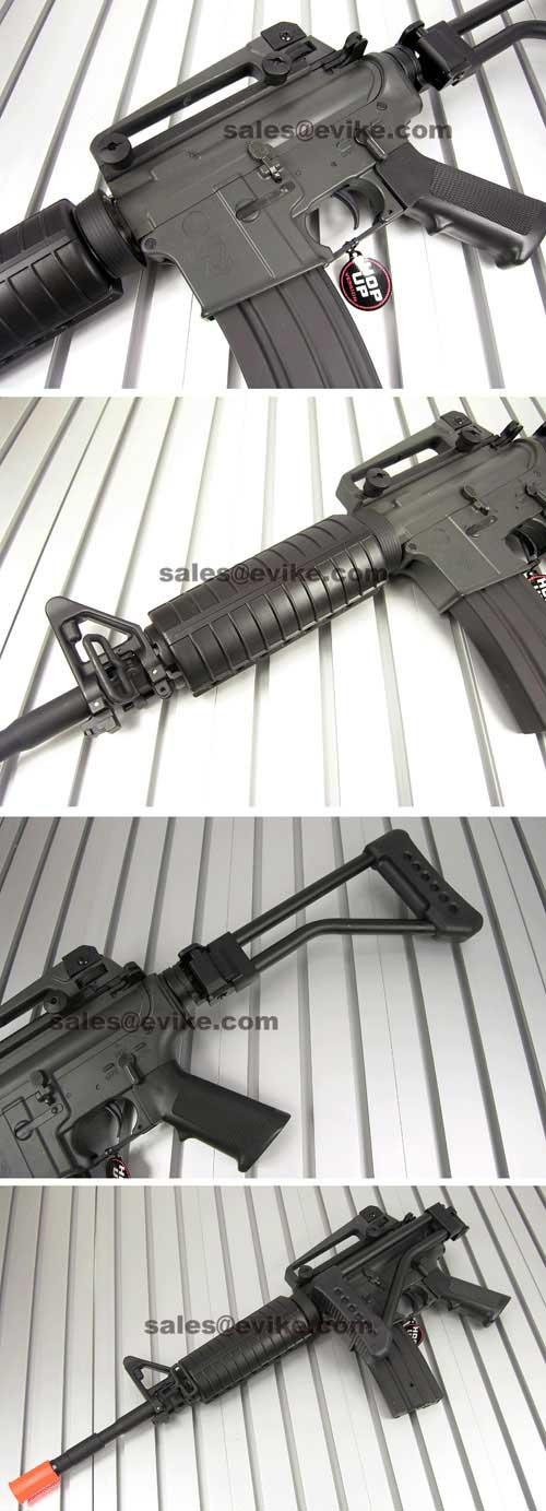 JG M4A1 Carbine with Side Folding Stock