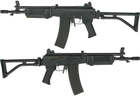 King Arms Full Metal Galil SAR Airsoft AEG Rifle
