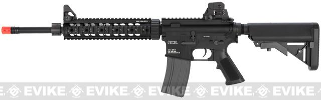 KWA Full Metal KM4 SR10 Airsoft AEG (Newest 2GX 9mm Gearbox Version)
