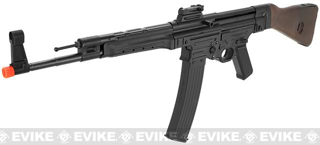 Pre-Order ETA October 2015 Matrix AGM MP44 WWII Full Metal Sturmgewehr Schmeisser Airsoft AEG Rifle (Real Wood Stock)