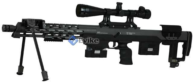 Pre-Order ETA October 2016 6mmProShop Gas Powered Full Metal DSR-1 / DSG-1 Advanced Bullpup Sniper Rifle