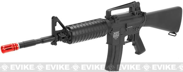 Matrix Pro-Line Lipo Ready 8mm Gearbox Full Metal M4 Tactical Carbine Airsoft AEG (390~450 FPS)