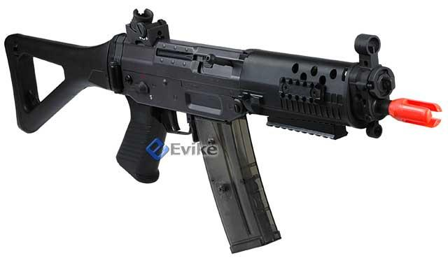 Bone Yard - JG Licensed SIG 552 Airsoft AEG Rifle w/ Metal Gearbox (Store Display, Non-Working Or Refurbished Models)