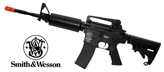 Bone Yard - SoftAir Colt / S&W ICS M4 Carbine Airsoft AEG (Store Display, Non-Working Or Refurbished Models)