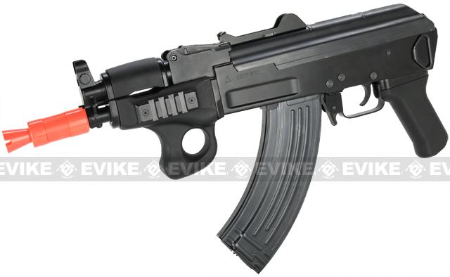 z SRC Full Metal AK47 Krinkov Airsoft AEG Rifle