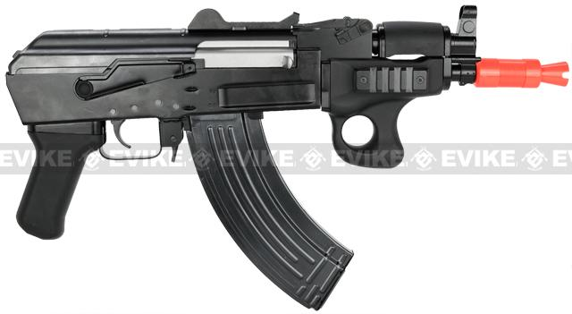 SRC Full Metal AK47 Krinkov Airsoft AEG Rifle