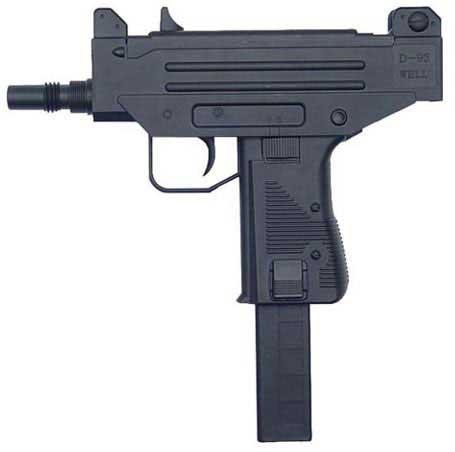 Well / CSI D-93 Airsoft Full / Semi Auto Electric Micro UZI Airsoft Machine Gun