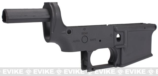 AIM Lower Receiver for M4 M16 Series Airsoft AEG Rifle - Black