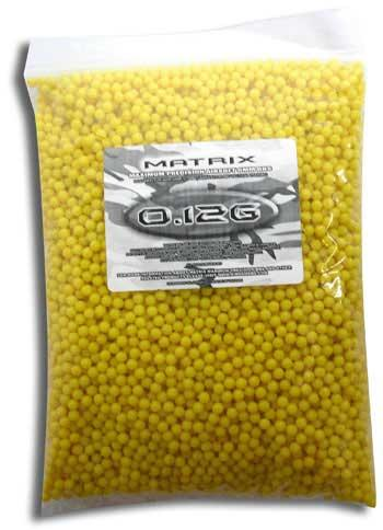 Matrix 0.12g Match Grade 6mm Airsoft BB - 8,000