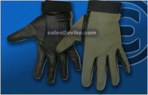 Matrix Special Forces Neoprene Tactical Gloves - OD Green (Size: Medium)