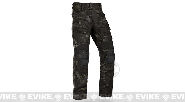 Pre-Order ETA October 2017 Crye Precision G3 Combat Pants - Multicam Black (Size: 34R)