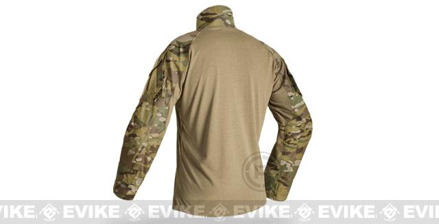 Crye Precision G3 Combat Shirt - Multicam Black (Size: Medium/Regular)
