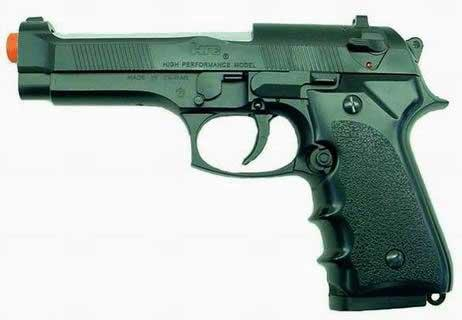 HFC High Grade M9 Elite Master Super Heavy Weight Airsoft Pistol